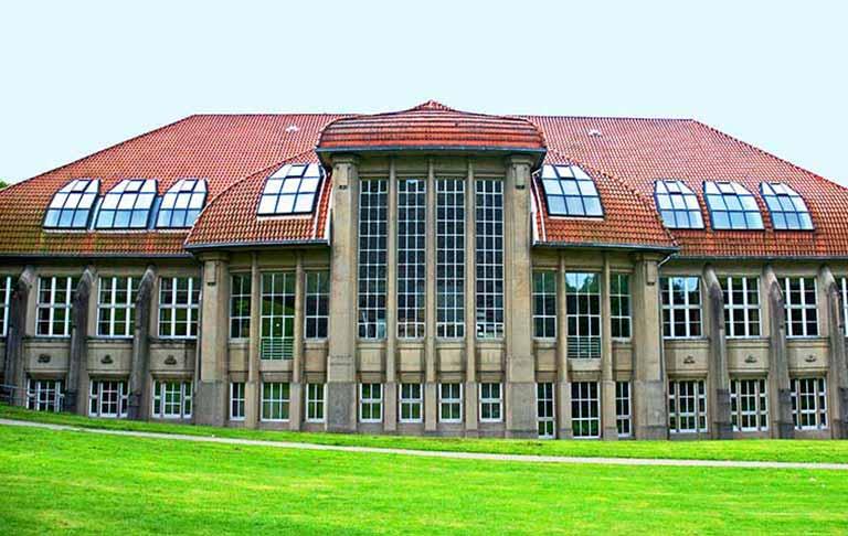Gebäude Bielefeld